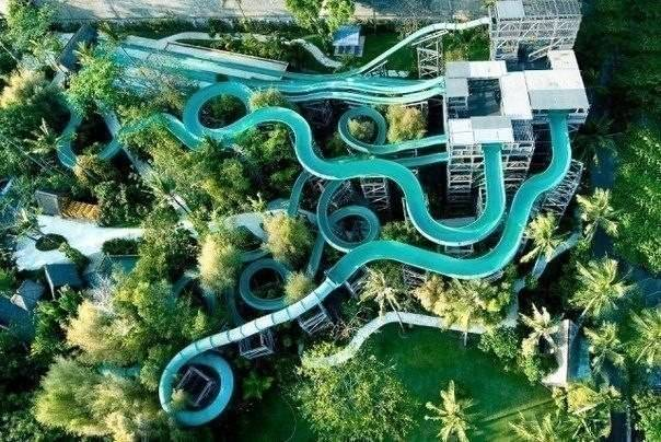Захватывающие аквапарки в Анталье